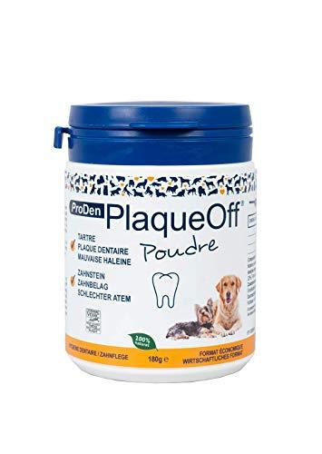 Plaque Off Dentaire Pot pour Chien 180 g