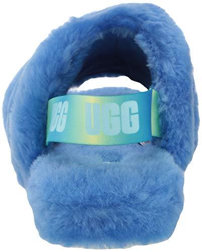 UGG Unisex-Child K Fluff Yeah Slide Slipper