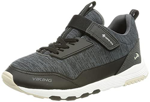 viking Arendal GTX, Zapatillas para Caminar, Color Negro, 34 EU