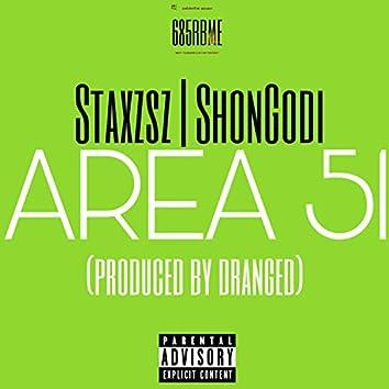 Area 51 (feat. ShonGodi)