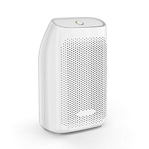 Best Price Electric Dehumidifier, Portable Quiet Dehumidifier (161 Sq.Ft) 700ML,Removable Water Tank...