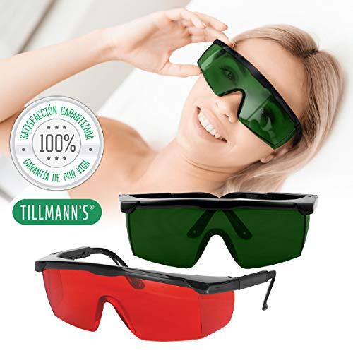 Tillmann's® Gafas Depilacion Laser 2 Unidades - Gafas