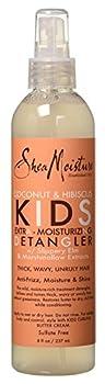 Shea Moisture Kids Detangler Coconut & Hibiscus 8 Ounce Pump  237ml   6 Pack