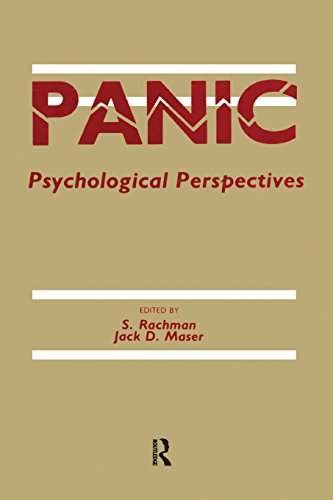 Panic: Psychological Perspectives