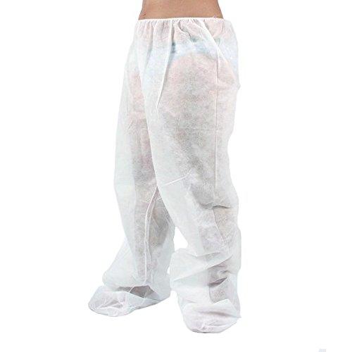 Pantalones de presoterapia desechables polipropileno 100 unidades