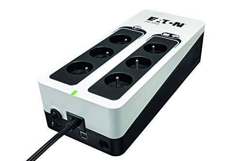 Onduleur Eaton 3S 550 FR - Off-line UPS...