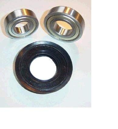 Vervangende trommellagerset voor AEG Privileg Wasmachine 6206ZZ 6207ZZ 40,2 x 72 x 11/14
