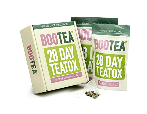 Bootea Detox Tea for Weight Management| Fast 28 Day Tea Tox | Day and Night...