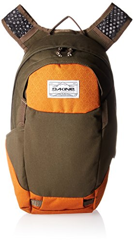 DAKINE CANYON 16L S18 Bike Pack Trekking rugzak met laptopvak 10001208 (TIMBER)