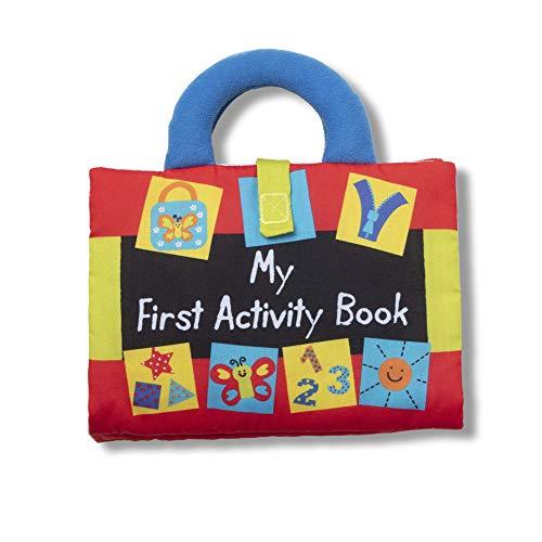 Melissa & Doug K'S Kids My First Activity Book Now $8.99 (Was $12.99)