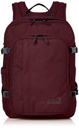 Jack Wolfskin CAMPUS rugzak, Port Wine, ONE SIZE