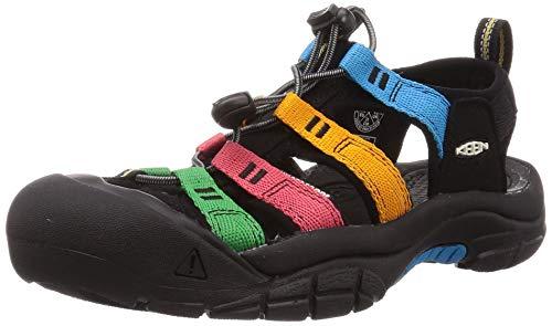 KEEN Newport H2 W Multi/Black Womens Sport Sandals Size 6.5M US