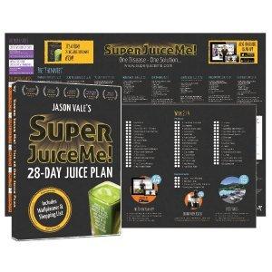 Super Juice Me! 28-day Plan DVD