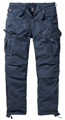 Brandit Columbia Mountain Vintage Cargohose Hose, Gr. XL, blau