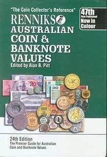 Renniks Australian Coin & Banknote Values (24th Edition)