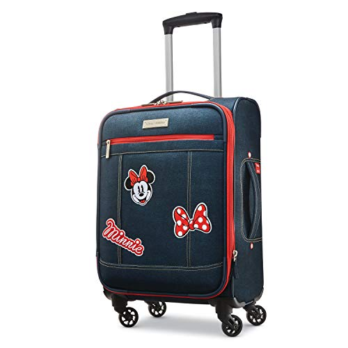American Tourister Disney Softside Luggage with...