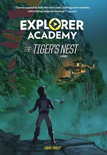 Explorer Academy The Tiger s Nest Book 5 Explorer Academy 5 product image
