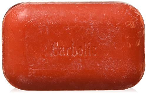 Soap Works - Natural Scented Anti-Bacterial Bar Soap for Acne and Deodorant Use - Carbolic