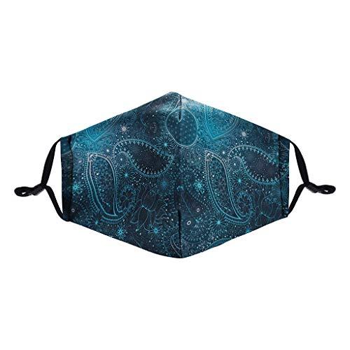 Stereoisomer Stereoskopis Baumwolltuch Baumwolle Druckdessiniert Deckdruck Melangedruck Anti-Staub Smiley-Muster Kälteschtz Mit uv Schutz Waschbare Weich C