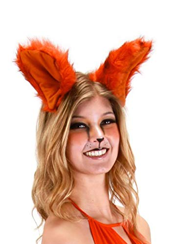Elope Deluxe Oversized Fox Ears
