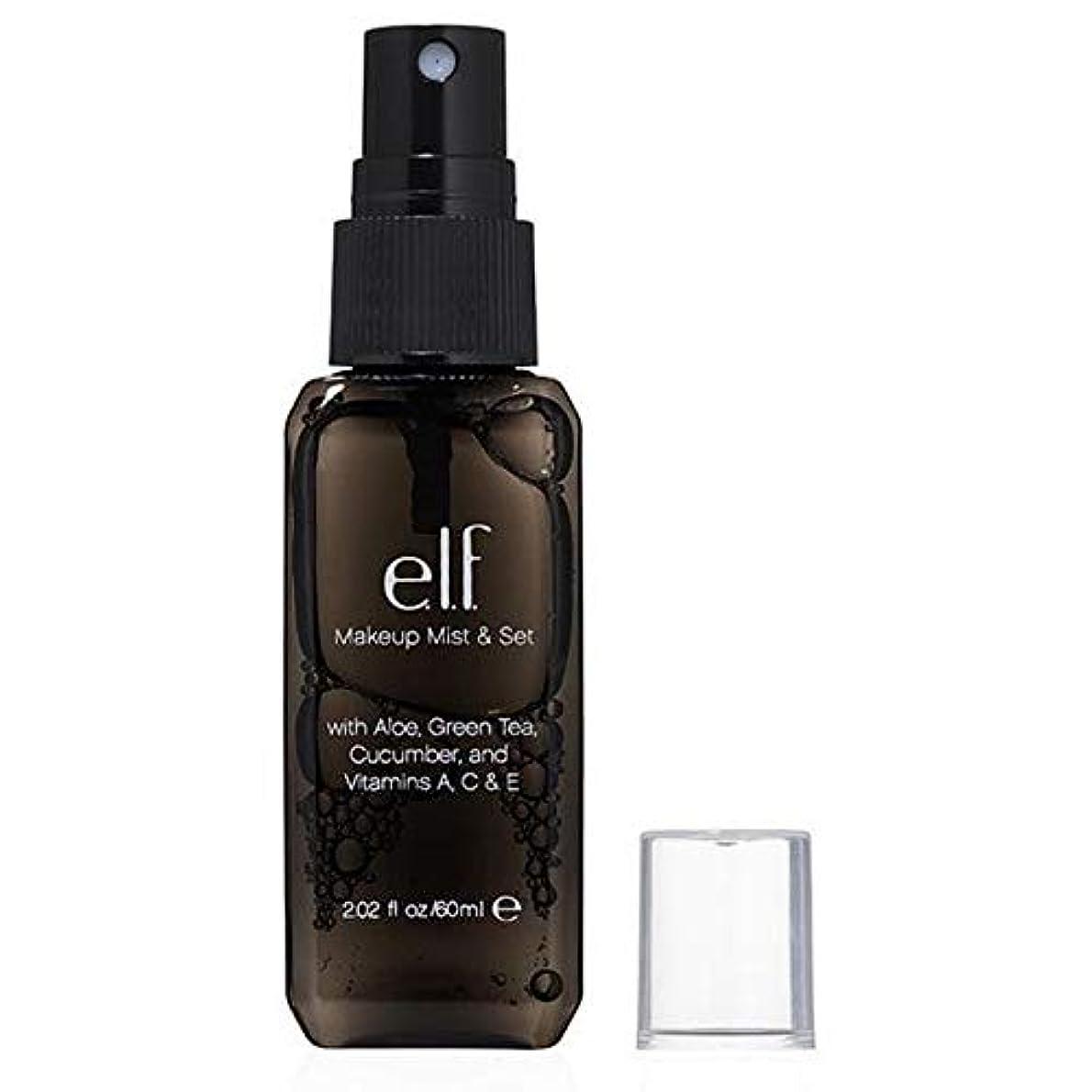ミシンコンパスアルカトラズ島[Elf ] エルフ。化粧ミストを固定&スプレーを設定します - e.l.f. Makeup Fixing Mist & Setting Spray [並行輸入品]