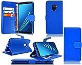 PIXFAB Samsung Galaxy J6 2018 SM-J600F New Premium Blue