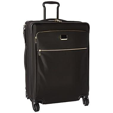 Tumi Women's Larkin Jess Short Trip Exp. 4 Wheel Packing Case, Black