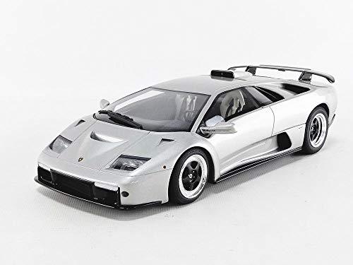Color Negro S1802302 Solido Alfa Romeo GTV6-BLACK METALLIC-1//18-S1802302 Coche en Miniatura de colecci/ón