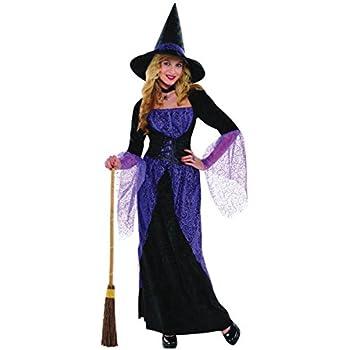 Christy`s 996223 - Disfraz de bruja para mujer (adulto): Amazon.es ...