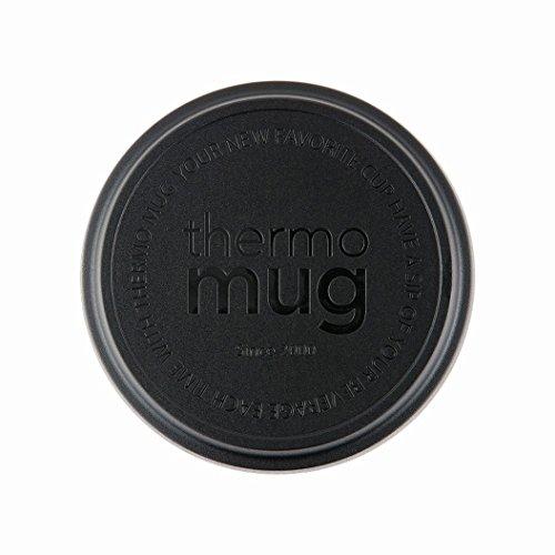 thermomug(サーモマグ)モバイルタンブラーBLACKM16-35
