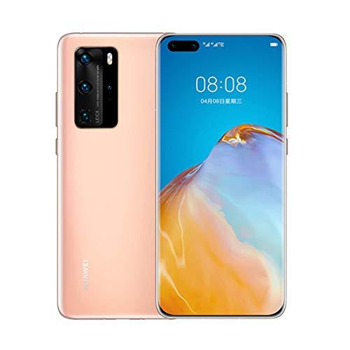 Huawei P40 Pro 5G ELS-NX9 256GB 8GB RAM International Version - Blush Gold