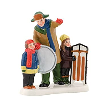 Department 56 Snow Village National Lampoon Christmas Vacation Bingo Accessory Figurine