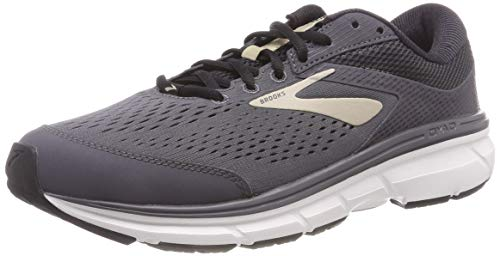 Brooks Dyad 10 Grey/Black/Tan 11.5