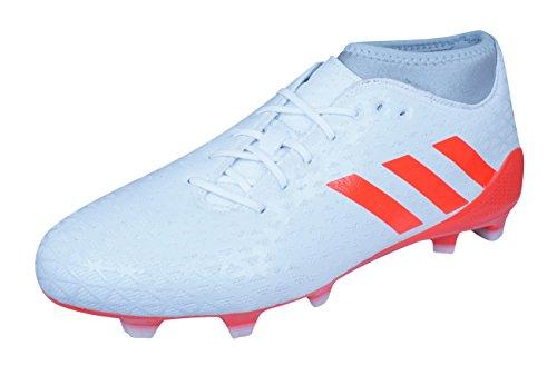 adidas Adizero Malice FG Männer Rugby Boots -White-40.5