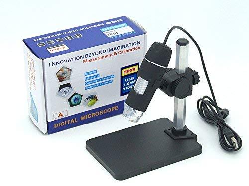 Nueva aterrizaje 5mega-pixels USB 500X Digital micorscope
