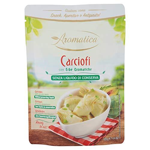 Cuori di Carciofi con erbe Aromatiche, 125g