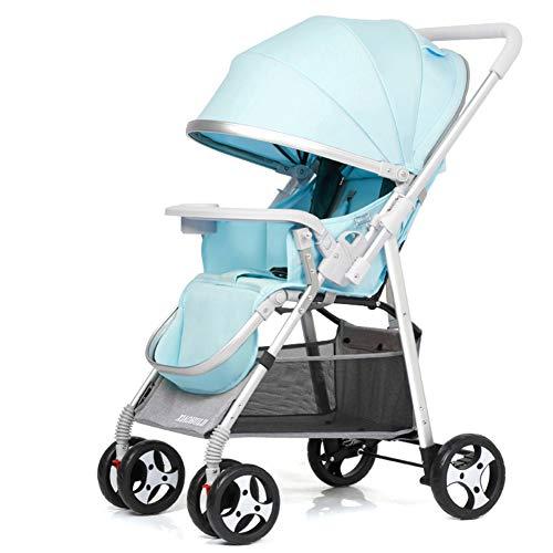 Opvouwbare omkeerbare kinderwagen, ultralicht wasbare baby paraplu wandelwagen draagbare kinderwagen geweldig voor vliegtuig-c