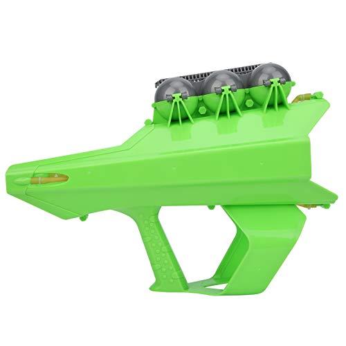 Hoseten Fabricante de Bolas de Nieve, Interesante y práctica Pistola lanzadora de Bolas de Nieve, 2 en 1 para lanzar Bolas de Nieve para Adultos para niños Que Hacen Bolas de Nieve