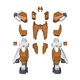HGBD:R ガンダムビルドダイバーズRe:RISE サタニクスユニット 1/144スケール 色分け済みプラモデル