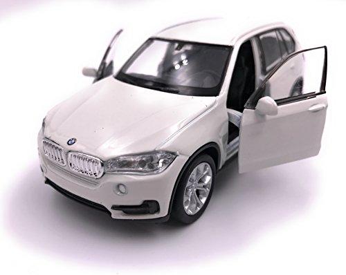 H-Customs Welly X5 SUV Model Car License Prodotto in Scala 1:34 Colore Casuale