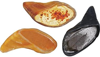 Redbarn Filled Hoof Variety 3 Pack - Beef, Cheese, & Peanut Butter