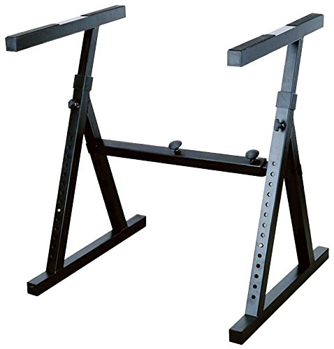 PULSE PLS00452 Heavy Duty Keyboard Stand with Adjustable Width and Height