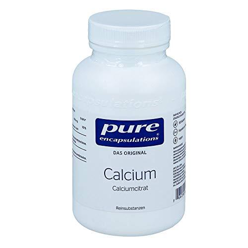 Pure Encapsulations Calcium (Calciumcitrat) 90 Kapseln