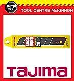 Tajima LB65-20H LB65–20H Cuchillas de Repuesto, Plateado, 25mm, Unidades 20Piezas, Plata,...