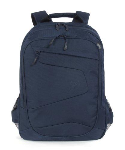 """Tucano BLABK-B - Mochila Lato Backpack para portátiles de hasta 17"""" y MacBook Pro 15"""" y 17 Azul"""
