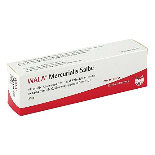 MERCURIALIS SALBE 30 g
