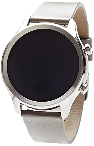 Ticwatch Mobvoi C2 Grey, Smartwatch Classico, Orologio per Uomo e Donna con Wear OS di Google, con...