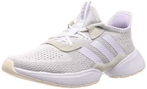 adidas Damen Mavia X Laufschuhe, Lila (FTWR White/FTWR White/Purple Tint), 37 1/3 EU