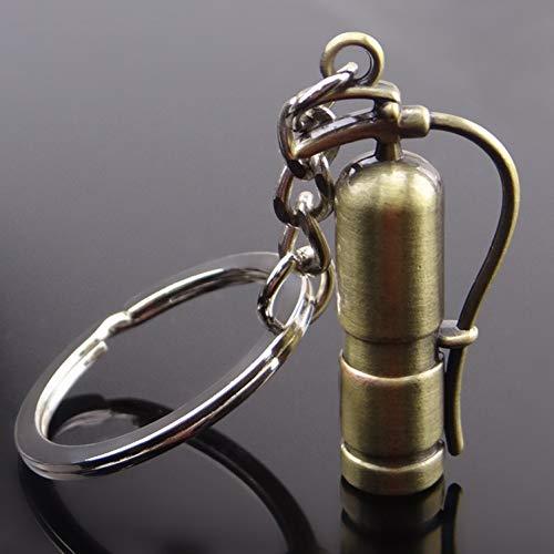 YCEOT brandblusser sleutelgesp originaliteit brand apparatuur sleutelhanger zakelijke zaken klein geschenk