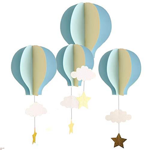 hot air balloon birthday - 2